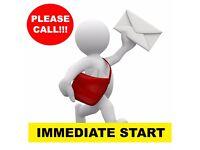 I URGENTLY NEED 12 DISTRIBUTORS - IMMEDIATE START - 07459494469