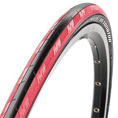 Kenda Kountach Pro 700 x 23c K1092 Road Bike Tire Clincher Black//Red 2 compound