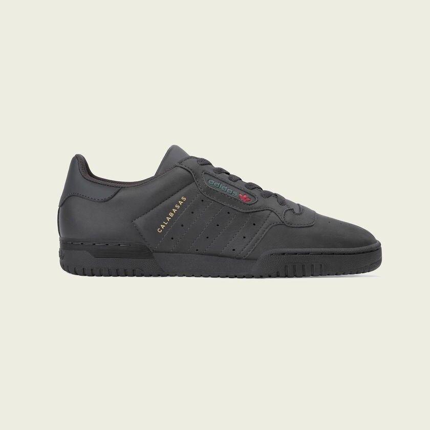 e248e68d73aea Adidas Yeezy Powerphase Calabasas Black UK Size 8 Brand New | in ...