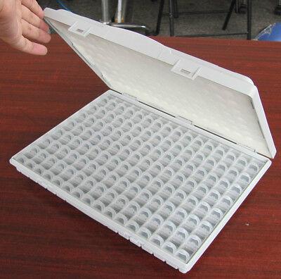 Sk128 Smt Resistor Capacitor Storage Box Organizer 1206 0805 0402 0603 Us Seller