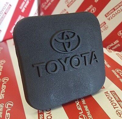TOYOTA Genuine Hitch Cover Plug PT22835960HP Tundra Sequoia 4Runner Tacoma