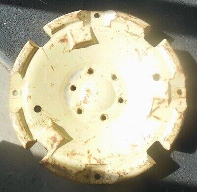 Used John Deere La Tractor Rear Wheel Web Center Casting L4268t