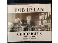 Bob Dylan chronicles volume one