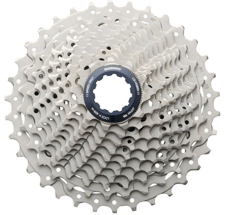 Shimano CS-HG800-11 cassette SPROCKET 11 speed 11-34T fit Ultegra R8000