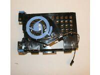 New T380H OEM Dell Optiplex 160 FX160 DT Hard Drive Bracket Cooling Fan H224H