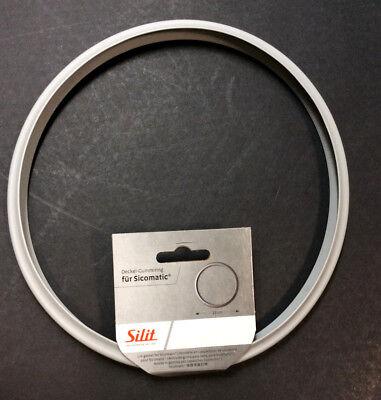 Silit Dichtungsring Silikon für Schnellkochtopf 22 cm Ring Sicomatic 2150162100