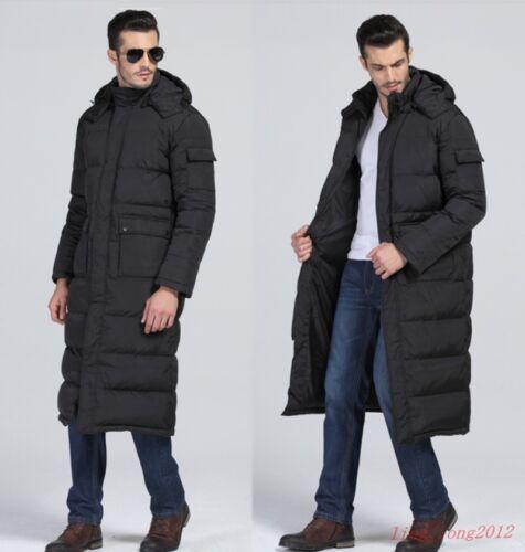 Long Parka Jacket Mens