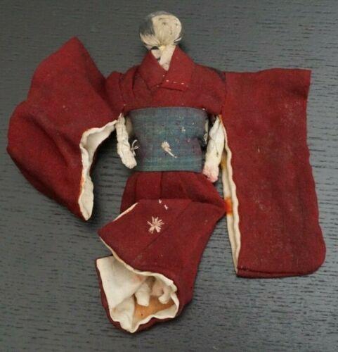 WWII Era Japanese Doll Vintage Antique