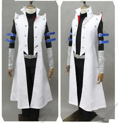 NEW Seto Kaiba From Yu-Gi-Oh!GX Cosplay Costume