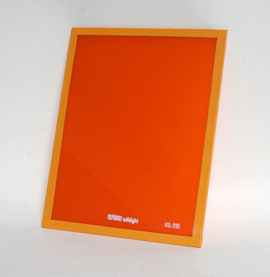 Ilford Darkroom Safelight Filter 10x8 Orange 910