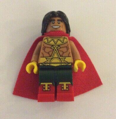 LEGO El Dorado Minifigure Batman Justice League Anniversary DC Comics 70919 New