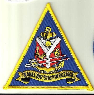 NAVAL AIR STATION OCEANA U.S.NAVY PATCH VIRGINIA USA WAR COMBAT FIGHTERJET PILOT