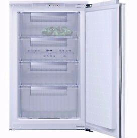 Brand New Neff G5624X7GB Integrated Cupboard Freezer, A+ Energy Rating, 54cm Wide #222908