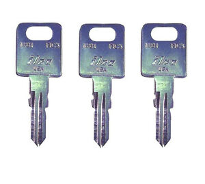 3-FIC-Fastec-RV-Motorhome-Travel-Trailer-Key-Cut-to-Your-Code-CF-EF-HF301-351