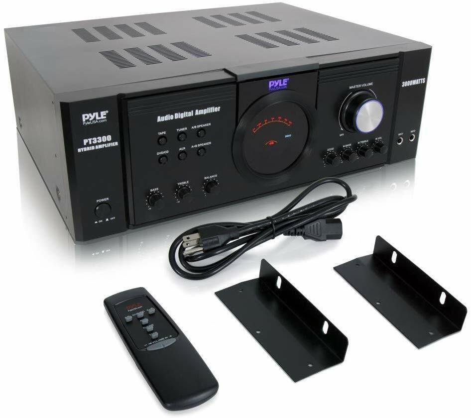 power amplifier audio home theater receiver stereo