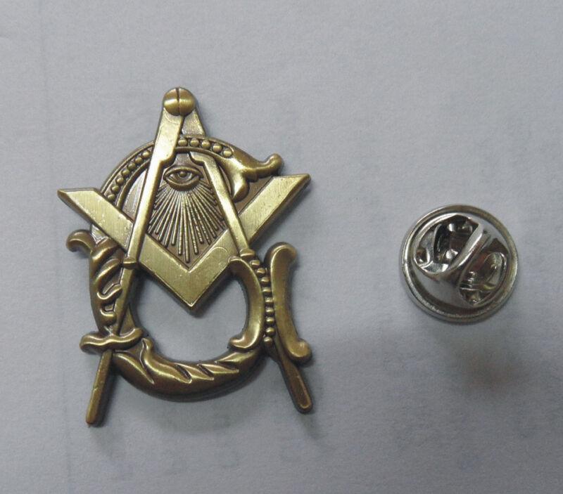 Masonic Lapel Pins Badge Mason Freedom B6