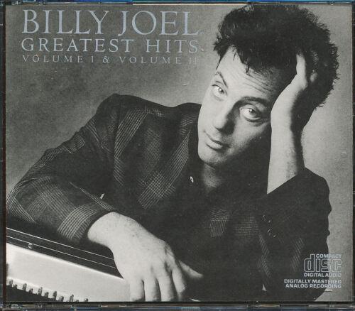 Billy Joel - Greatest Hits Vol. 1 & 2 (rare 1985 Copy) 2 Cd Set