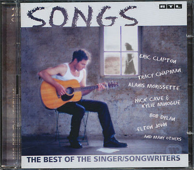 Eric Clapton, Bob Dylan - Best Of The Singer Songwriters (2 CD) **BRAND