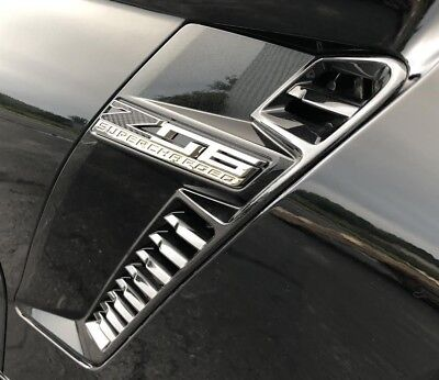 Corvette C7 Z06 Z07 Vinyl Decals Overlays for Badge Emblems in Carbon Fiber for sale  Canfield