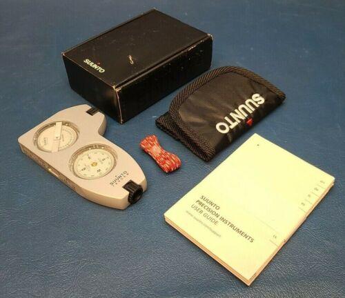 New in an Open Box, Suunto Tandem Satellite Clinometer Compass.