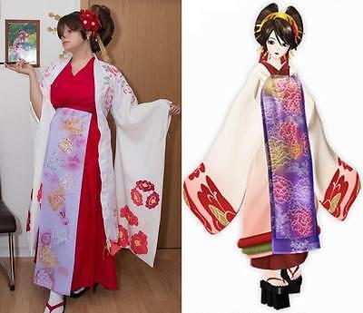 Meiko Vocaloid Geisha Cosplay (Meiko Cosplay Kostüm)