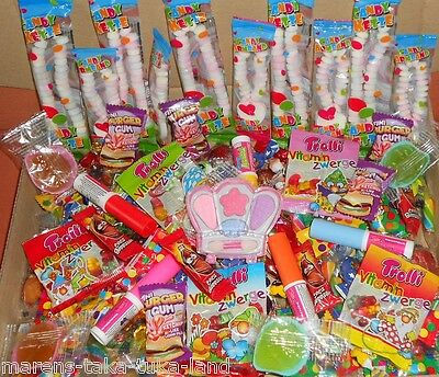 ★★ 250 X Bonbons ★★ Pinata-Füllung ★★ Candy-Bar ★★ Prinzessinnenparty ★★  ()