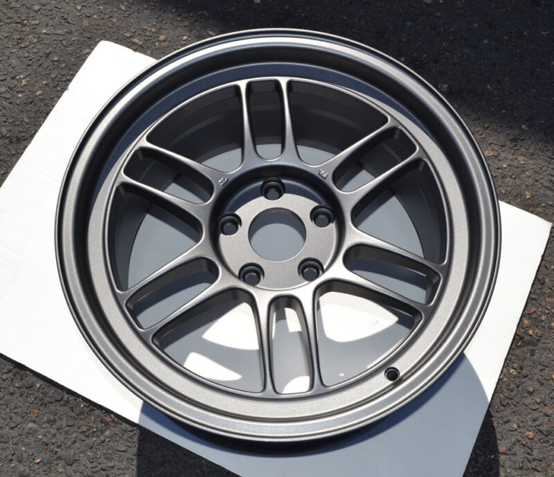 Flat Gunmetal Gray Powder Coat Paint - New 1LB