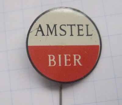 AMSTEL BIER     ............. ältere  Nadel / kein  Pin (Ka6/5)
