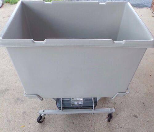 $335  Techstar Basket Scale 6 Bushel Cart 350SC 112363-1 (AO) LOC. CCC-7