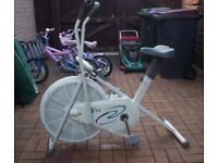 Air Resistance V-fit AC2 Excercise Bike