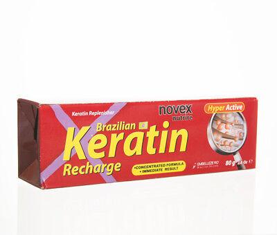 1 JAR Brazilian Hair Treatment Keratin Recharge(Recarga de Queratina) 80g