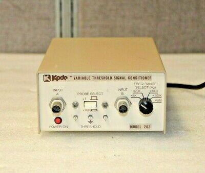 Kode Variable Threshold Signal Conditioner Model 202