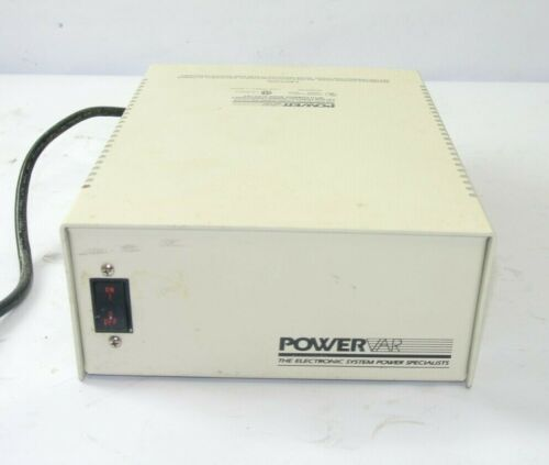 PowerVar Power Conditioner ABC600-11 120VAC Tested