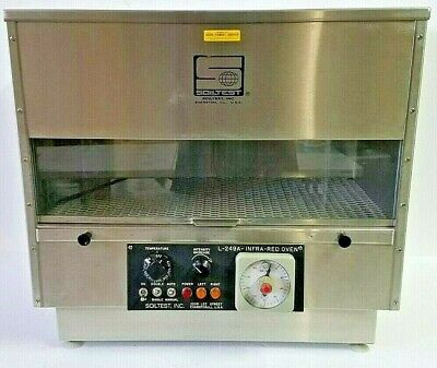 Soiltest L-249-a Infrared Oven