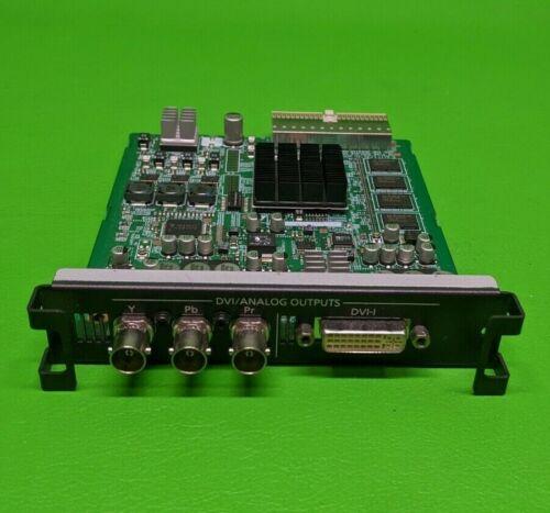 Panasonic DVI/Analog Output Board AV-HS04M5
