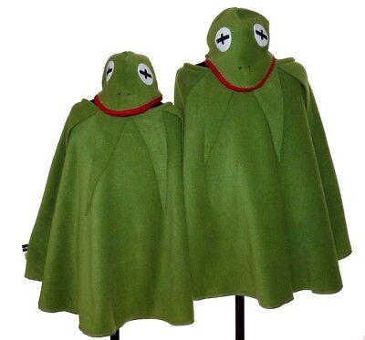 Froschkostüm Frosch von Babygröße bis Übergröße Karneval Faschingskostüm Kostüm  ()