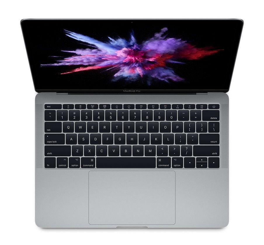 """Apple MacBook Pro 13.3"""" Laptop -(2017) w/500gb ssd, 16gb ram, warranty, office"""