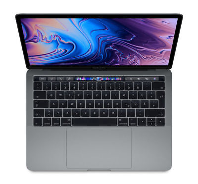 """Apple MacBook Pro 13"""" (2018), i5 2,3 GHz, 8 GB , 256GB, Space Grau MR9Q2D/A NEU"""