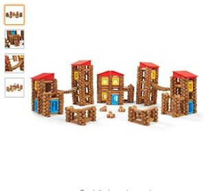 Imaginarium Deluxe Timber Log Set