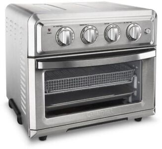 air fryer toaster oven stainless steel