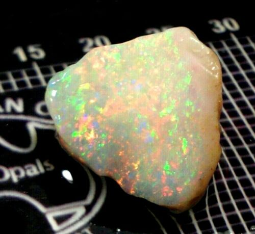 Opal  Rough Natural  Australian  Coober Pedy  4.4 cts    GTOPALS # GM9