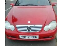 Mercedes coupe C220 CDI for sale