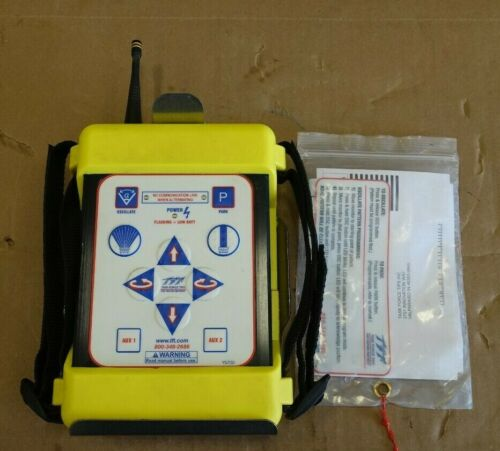 TFT Task Force Tips YE-RF-900 Wireless Operator Station 900 MHZ Y5700 Y475793