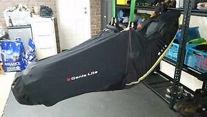 Paragliding Gin Genie Lite Harness (Size L) As New Cherry Gardens Morphett Vale Area Preview