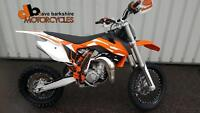 KTM 85 SX MY16 REALLY CLEAN NEVER RACED SMALL WHEEL FSH SW