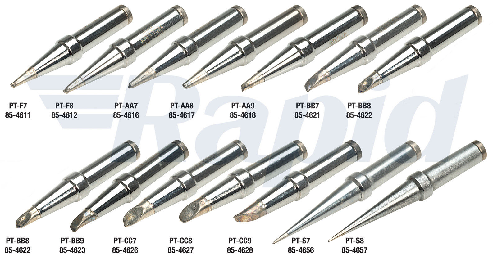 ONE  Weller  PTH7 Soldering Iron Tip for TCP//TC201