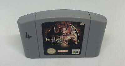 Nintendo 64 N64 Game Killer Instinct Gold - Cart Only - PAL