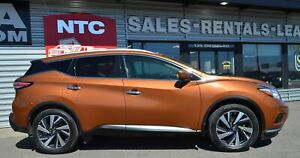 2016 Nissan Murano PLATINUM EDITION | EVERY OPTION!