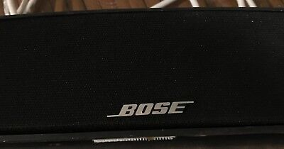 (Bose VCS-10 Center Channel Speaker Surround Sound Home Theater System PICKUPONLY)