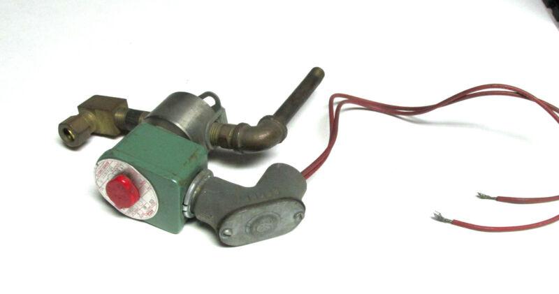 * ASCO Redhat Solenoid Valve Flow Control Cat# CFT 8262C7  ...  WD-40